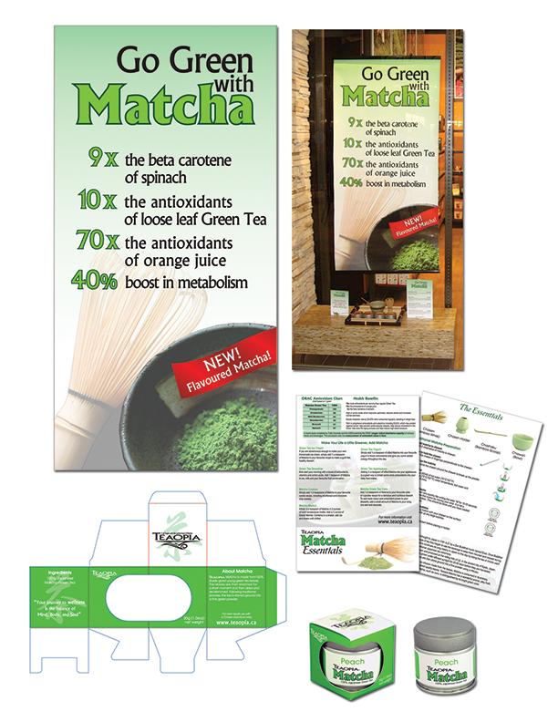Matcha Campaign